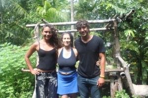Ariana, Raphael and Deborah