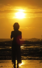 Sunset Salutations, Meditation, Dance and Yoga..
