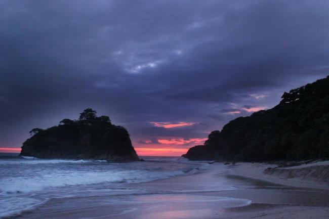 Healing Mother Nature- Sunset at Playa Pelada- Nosara